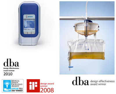 Awarding winning medical devices and products from PDD